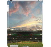 Sunset at Yankee Stadium Night Game iPad Case/Skin