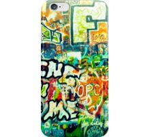 John Lennon Wall, Prague. iPhone Case/Skin