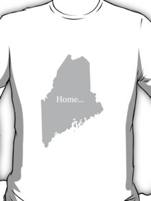 Maine Home Tee T-Shirt