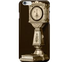 Weight A Minute! iPhone Case/Skin