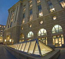 Ronald Reagan Building & International Trade Center by Brad McDermott