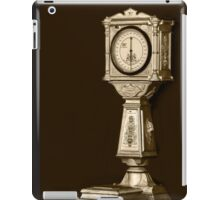 Weight A Minute! iPad Case/Skin