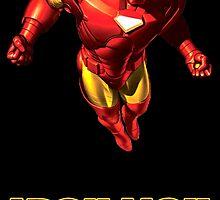 Iron Man by AvatarSkyBison
