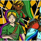 Majora's Mask All-out Attack by ChronoStar