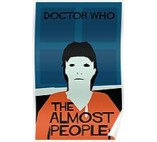 The Almost People Poster