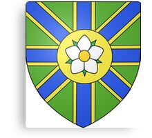 Abbotsford Coat of Arms Canvas Print