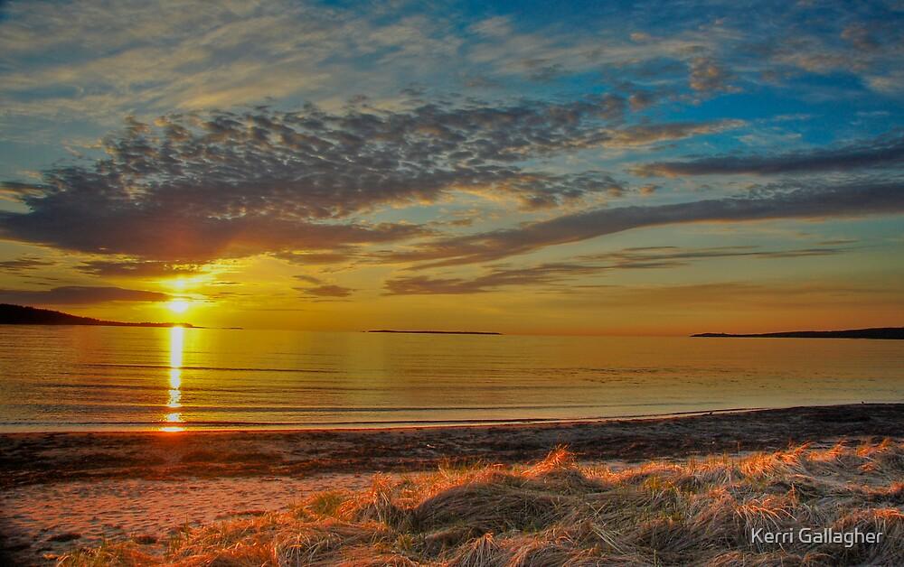 East Coast Sunrise by Kerri Gallagher