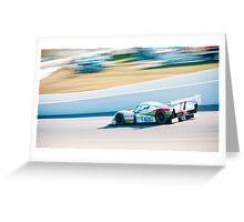 Mosport 2010    Dyson #16 Greeting Card