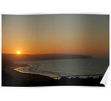 Tonights Sunset Poster