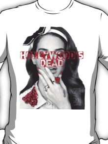 Lana Del Rey Hollywood's Dead T-Shirt