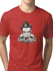 #caw Tri-blend T-Shirt