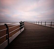 Pier (Dusk) by PaulBradley