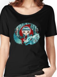 Red of the Woods Women's Relaxed Fit T-Shirt