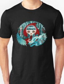 Red of the Woods Unisex T-Shirt