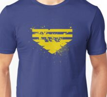 Archangel Splatter Unisex T-Shirt