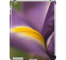 The sensuous iris iPad Case/Skin