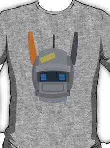 Minimalist Chappie Design T-Shirt