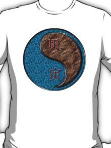 Scorpio & Tiger Yang Earth T-Shirt