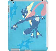 Greninja (Simplistic) iPad Case/Skin