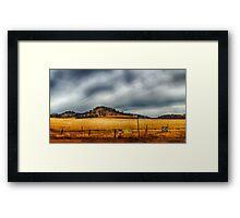 York Panorama Framed Print