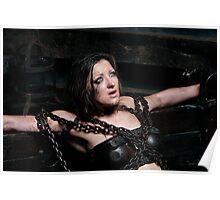 Yulia in the Iron Bra Poster