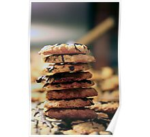 Cookie Tower Poster
