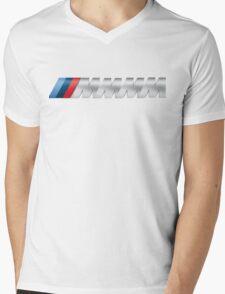 M Power MMM Mens V-Neck T-Shirt