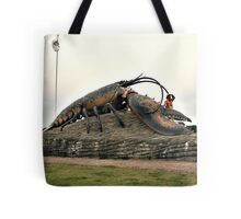 Small Lobster LOL :) Tote Bag