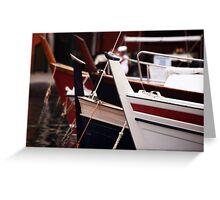 Bows of Portofino Greeting Card