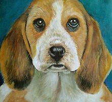 Doggie by paintingsbycr10