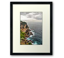 At Raleigh Reserve Framed Print