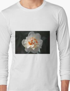 Blooming Double Daffodil  Long Sleeve T-Shirt