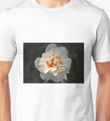 Blooming Double Daffodil  Unisex T-Shirt