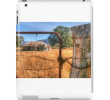 Country Gem iPad Case/Skin