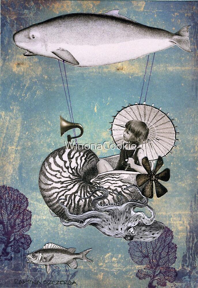 Emma the Nautilus-naut by WinonaCookie