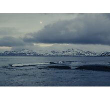Hardikambur, Olafsvik, Snaefellsnes, Iceland Photographic Print