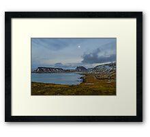 Bulandsgil, Grundarfjordur, Snaefellsnes, Iceland Framed Print