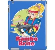 Rambo Brite iPad Case/Skin