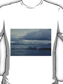 Hardikambur, Olafsvik, Snaefellsnes, Iceland T-Shirt