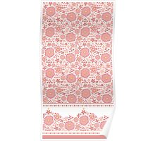 Sweet Spring Blossoms Poster