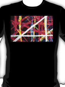 Stripy Lines 2 T-Shirt