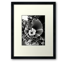 I will send you wild flowers... Framed Print