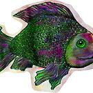 Colorful Fish by WienArtist