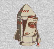 Marcus is an Astronaut by PandaFungus