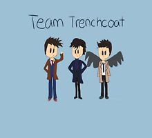 Team Trenchcoat (superwholock) Unisex T-Shirt