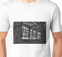 Through the window. Unisex T-Shirt