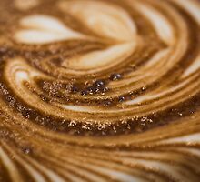 Coffee Close Up by Michelle McConnell