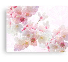 In Early Spring Canvas Print