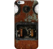 15.4.2015: Rusty Electric Device iPhone Case/Skin