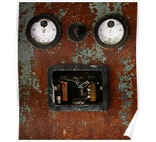 15.4.2015: Rusty Electric Device Poster
